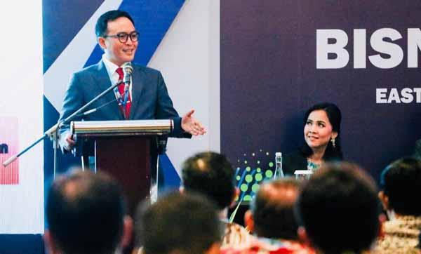 Bupati Pamekasan Paparkan Potensi Ekonomi Madura di Bisnis Forum East Java Investival 2019