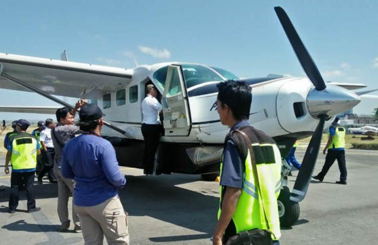 Susi Air Resmi Layani Penerbangan Rute Kepulauan Sumenep