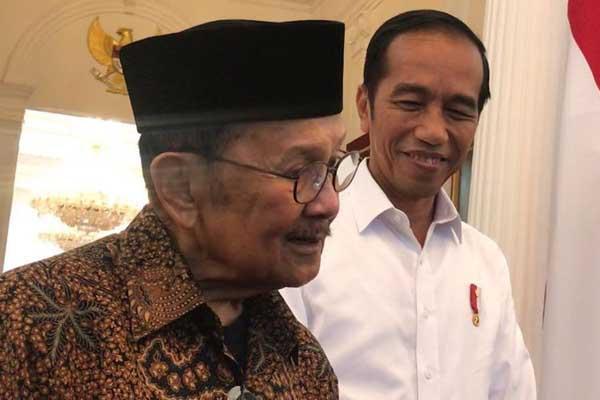 BJ Habibie Dikabarkan Meninggal, Sekretaris Pribadi: Hoaks