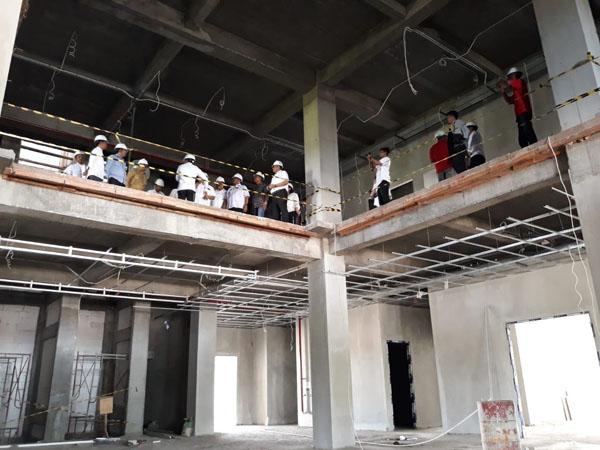 Gedung Baru DPRD Bangkalan Masih Butuh Dana Rp 27 Miliar, Untuk Apa?