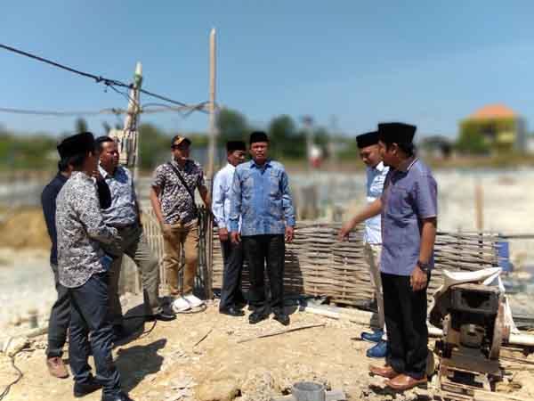 Tambak Udang Diduga Ilegal, Komisi I dan II DPRD Sampang Minta Pemkab Jemput Bola
