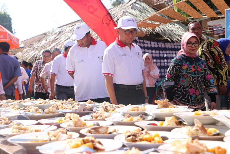 Festival Kuliner Sumenep; Meriah dan Edukatif