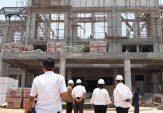 Masa Kerja Pembangunan Gedung DPRD Bangkalan Hampir Habis, Bisakah Selesai Tepat Waktu?