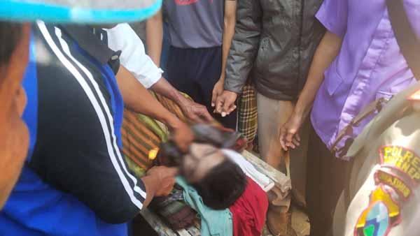Mayat Pemuda Berbaju Koko Ditemukan Mengapung di Sungai