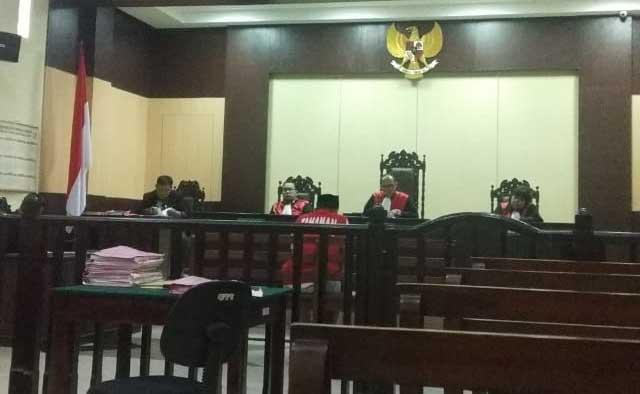 Kasus Penganiayaan dan Kepemilikan Senpi, Muara Divonis 8 Tahun Penjara