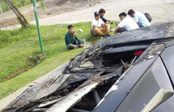 Segini Harga Lamborghini Aventador Raffi Ahmad yang Terbakar