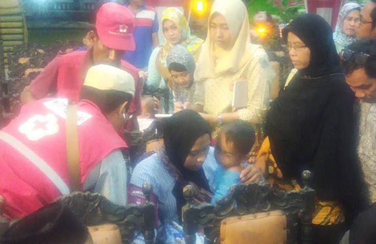 24 Warga Korban Rusuh Wamena Tiba di Sampang, Bupati: InsyaAllah Ada Lagi yang Menyusul