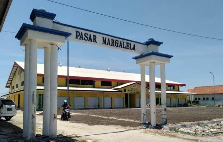 Sepi Peminat, Pasar Margalela Akan Dilengkapi Pasar Sepeda