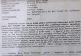 Diduga Palsukan Dokumen Tanah, Kades Bire Tengah Sampang Dilaporkan Warganya ke Polisi