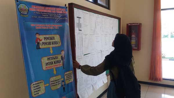 Job Fair 2019 di Bangkalan Sempat Dikeluhkan, Dispernaker Mengaku Tak Asal Pilih Perusahaan
