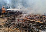 Pondok Pesantren di Serang Ludes Terbakar, ini Penyebabnya