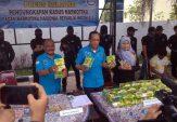 Penggerebekan di Medan, BNN Temukan 70 Kg Sabu