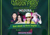 "Malam Puncak HUT ke-7, Koran Madura Bakal Gelar ""Garden Party"" di Bundaran Taman Adipura"