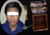 Pemuda Asal Mojokerto Ditangkap Polisi di Sumenep