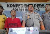 Pelaku Pembunuhan di Desa Tamberu Laok Berhasil Dibekuk Polisi