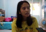 Tega! Wanita ini Ditinggal Suami Karena Anaknya Lahir dalam Kondisi Cacat