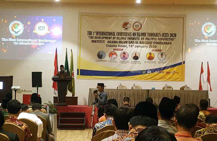 Narasumber Asal Singapura, Malaysia Hingga Brunei Hadiri International Conference di Pamekasan