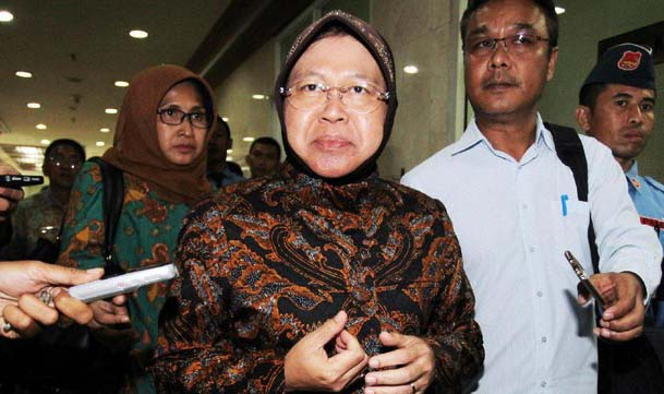 Risma Bicara Warga DKI Pindah ke Surabaya karena Asma