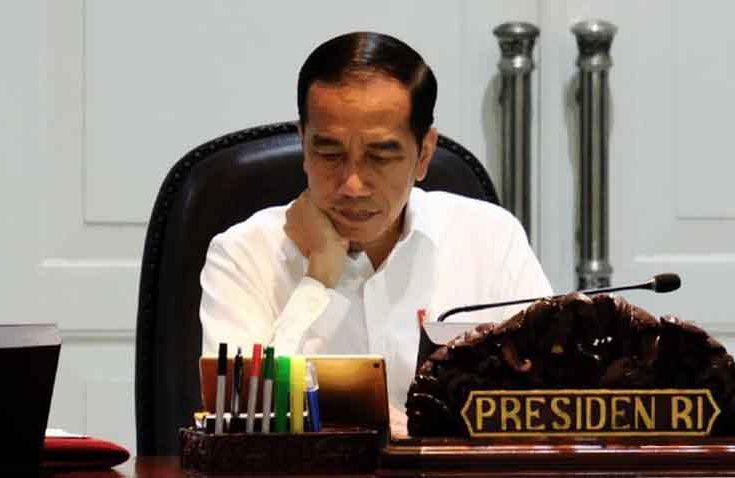 DD Baru Tersalur 13 Persen, Jokowi Geram
