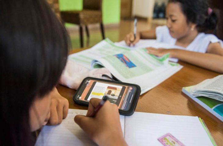 Corona belum Berlalu, Masa Belajar Daring di Sampang Diperpanjang