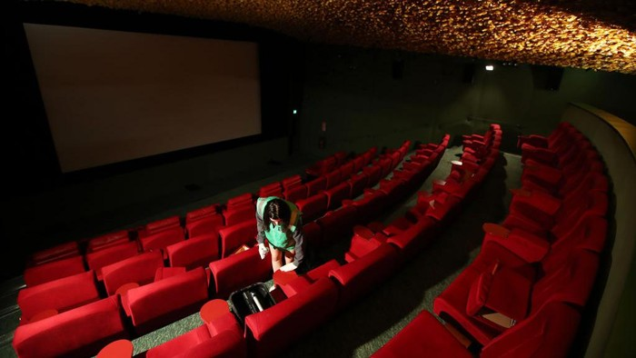 Buka 29 Juli 2020, Ini Aturan Baru Jika Mau Nonton di Bioskop