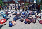 Bela Petani Soal Harga Tembakau, Dua Kelompok Massa Aksi Demo Kantor DPRD Sumenep
