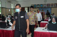 Beberapa Peserta SKB CPNS Bangkalan Absen Tanpa Alasan